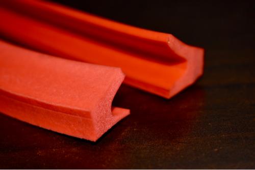 silicone sponge gaskets