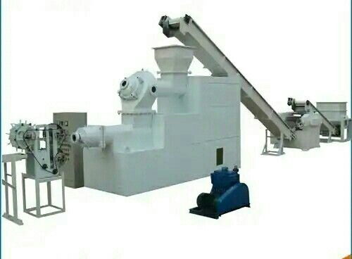 Three Phase Toilet Soap Making Line, Capacity: 250 kg/hour
