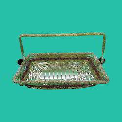 Chid Metal Rectangle Basket