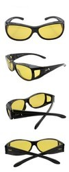 HD Night Vision Wraparound Glasses