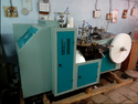 Automatic Paper Cup Machine, Production Capacity: 2000-3000 Piece/hour