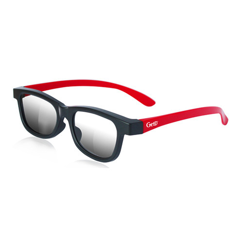 CIRCULAR POLARIZED PASSIVE 3D GLASSES