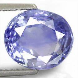4.69 Carats Blue Sapphire
