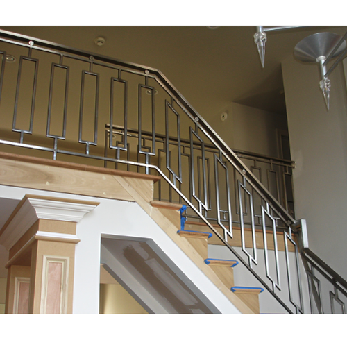 Stair Designs Railings Jam Stairs Amp Railing Designs: Bar Stainless Steel Stair Handrail, Rs 199 /feet, Rajguru