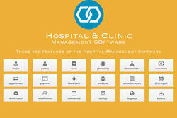 Offline & Web-Based Hospital Management Software