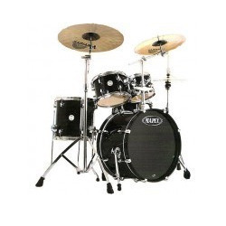 acoustic drum set at rs 36000 set s drum kit id 12409989112. Black Bedroom Furniture Sets. Home Design Ideas