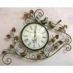 Decorative Wall Clock In Surat Gujarat Sajavti Diwar