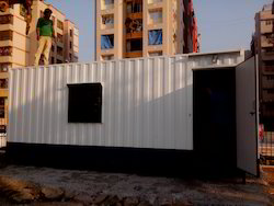 Mild Steel Prefab Portable Cabins