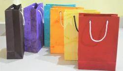 Plain Hand Made Paper Bags, Capacity: 2kg