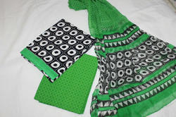 Designer Cotton Suit for Party