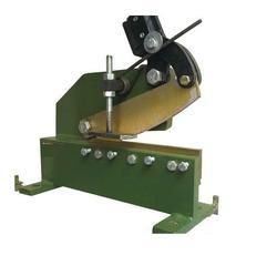 Geared Shearing Machine