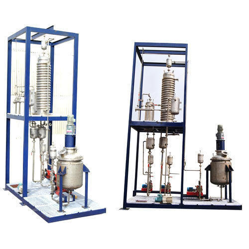 Automatic Chemical Resin Plant