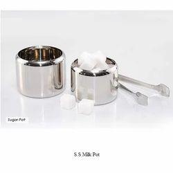 Stainless Steel Sugar Pot