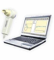 Spirometer ( PFT Machine )