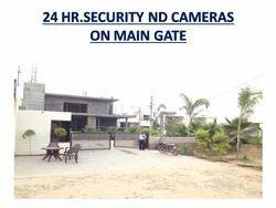 On Highway Enclave Under Security