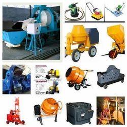 Small Concrete Mixers Machine