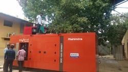Mahindra 500 KVA Gen Set