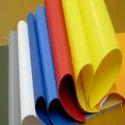 Multicolor Plain Double Side Coated Textiles