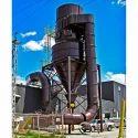 工业旋风,用于织物工业