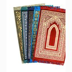 Colored Prayer Mosque Carpets