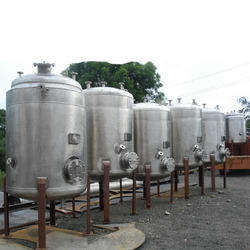Stainless Steel 316 Pressure Vessel