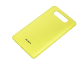 Nokia Wireless Charging Shell for Lumia 820 Yellow