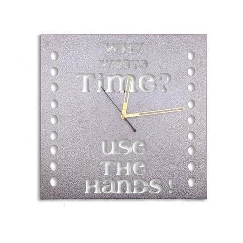 Laser Venue Slogan Based Designer Wall Clock TL14010 Online