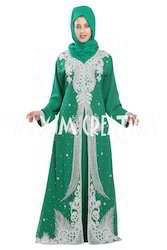 Fancy Bridal Wear Dubai Caftan