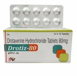 Drotaverine Hydrochloride Tablets