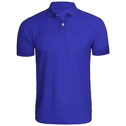 Polo Blue T- Shirt