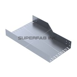 Perforated Cable Tray Right Reducer