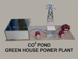 Green House Power Plant Project