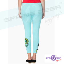 Women's Cotton Lycra Leggings
