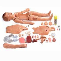 Advanced Multi Functional Child Nursing Manikin Unisex