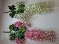 Prem Wisteria Hanging Flowers, Pack Size: 1 dozen