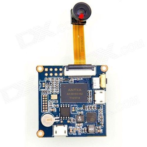 Bpi D1 Wireless Camera Board