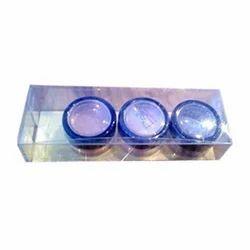 PVC Candles Boxes