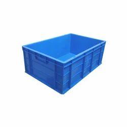 Rectangular Plastic Crates