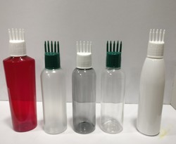 Comb Cap Bottle