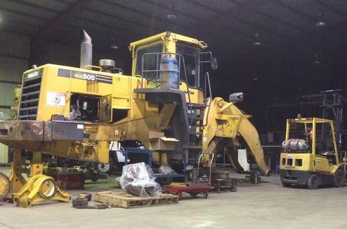 Earthmoving Equipment Repair Earthmoving Equipment Repair Rathi