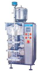 Mineral Water Plant Pouch Packing Machine