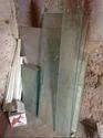 Bleached Plain Glass