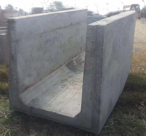 Concrete Product Precast Storm Water Drain Manufacturer