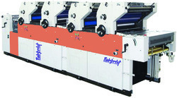 4 Color Carry Bag Printing Machine