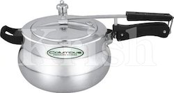 Aluminium Belly Pressure Cooker