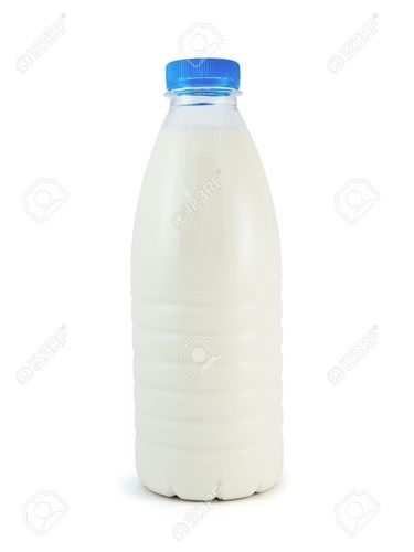 Milk Plastic Bottle