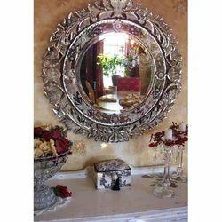 Round Small Mirror