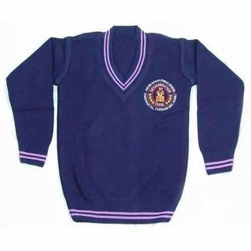Pullover School Sweaters
