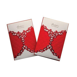 Matty And Glossy Finish 1-5 Days Invitation Card Printing Service, Pan India