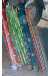 Ladies Cotton Saree Dry Cleaning Services